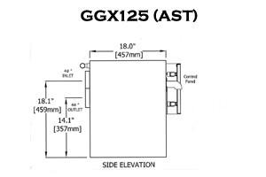 GGX125AST