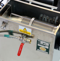 grease trap, grease removal unit