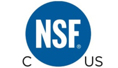 Meets standard CSA B481.1 as certified by NSF