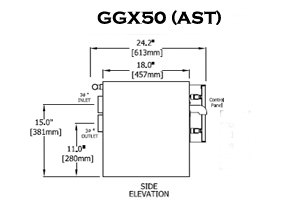 GGX50AST